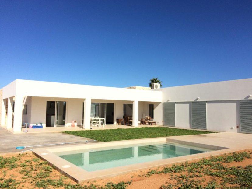 Casa para Celia, Miguel y Chiara