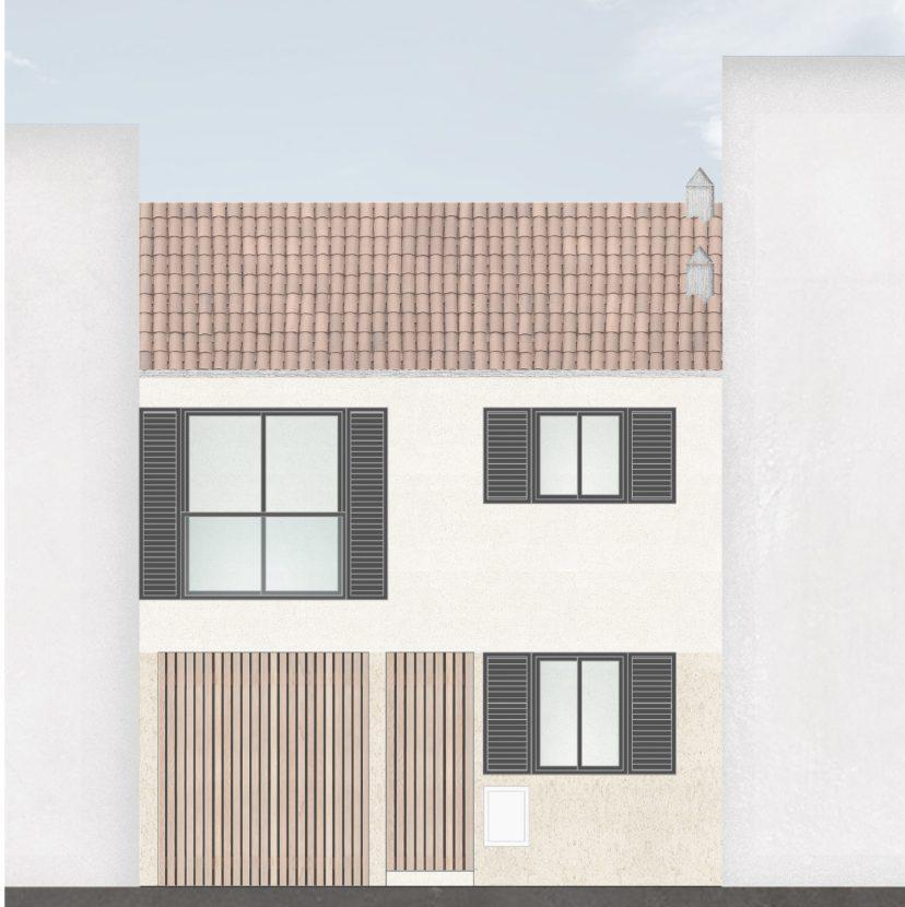 Casa para Xisco y Rebeca